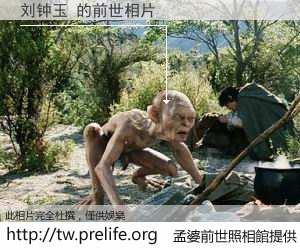 刘钟玉 的前世相片