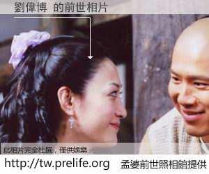 劉偉博 的前世相片